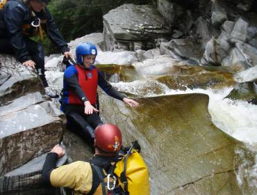 Canyoning & Gorge Walking